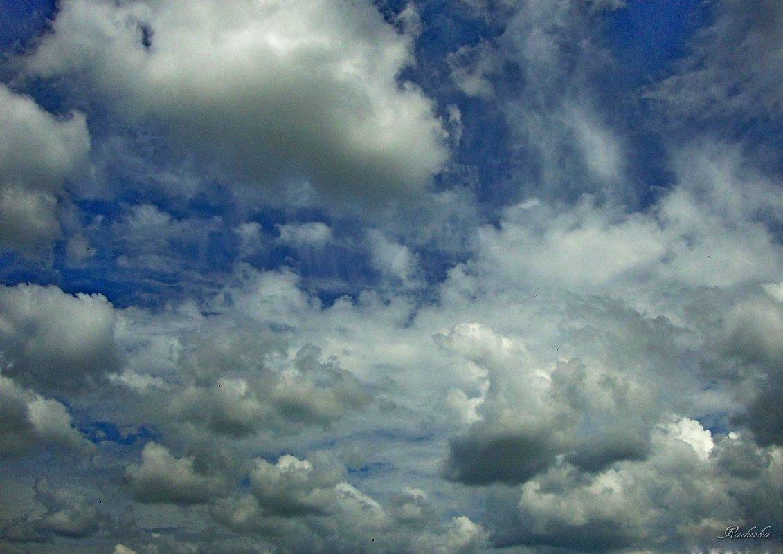 Небесные кораблики - Raduzka (Надежда Веркина)