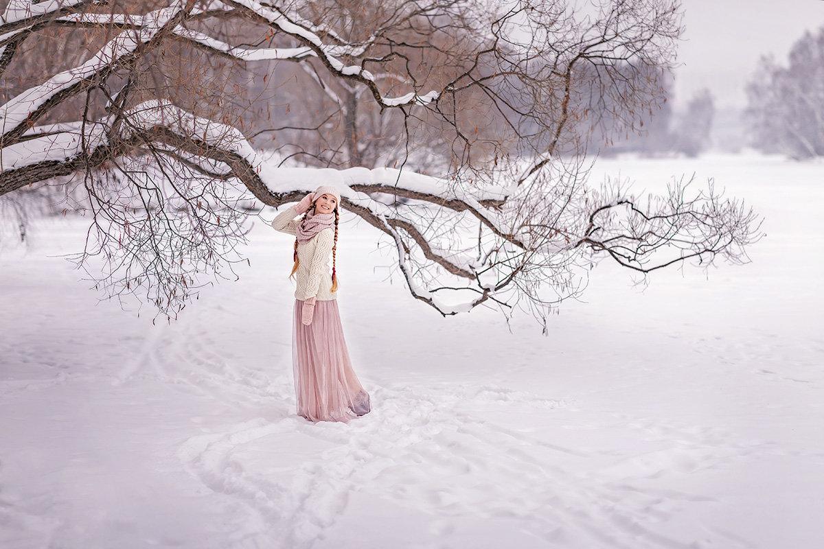 Зимняя съёмка Строгино - Ирина Ушакова