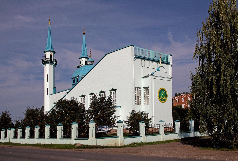 Мечеть. Чистополь. Татарстан - MILAV V