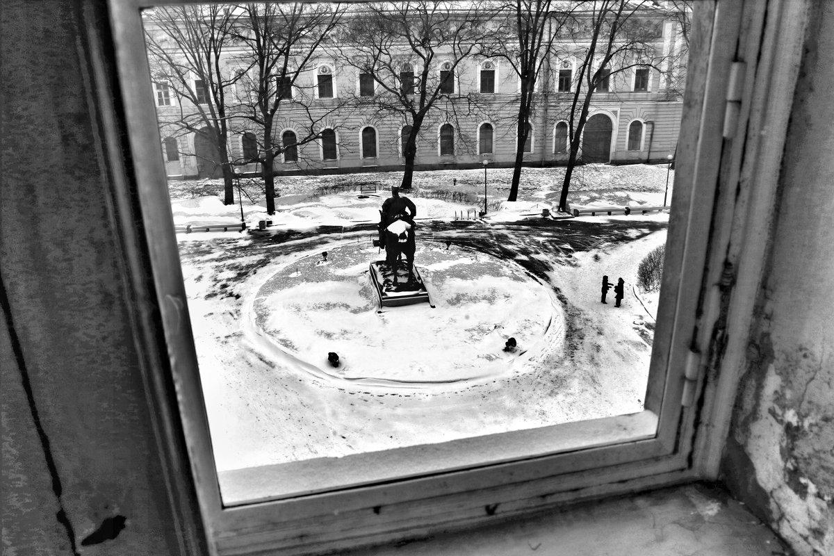Вид из дворца. - vlad. alferow
