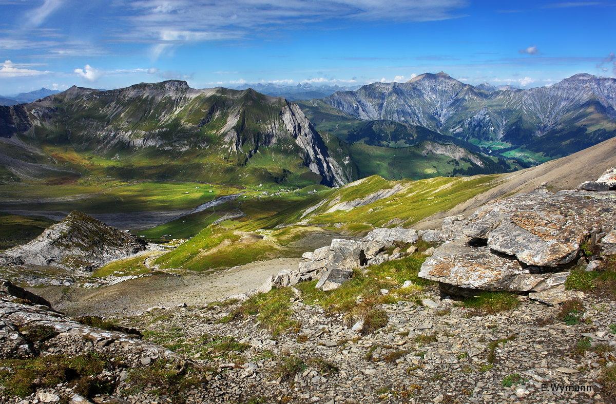 лето в горах - Elena Wymann