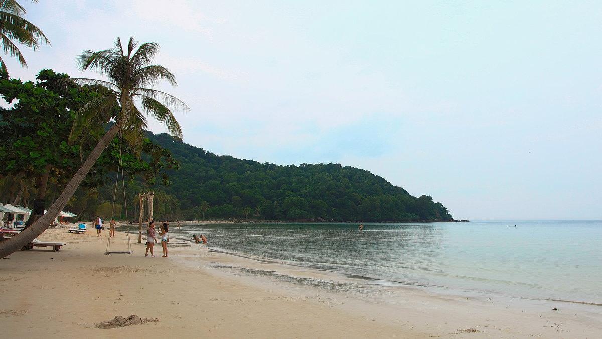 Пляж - Александр
