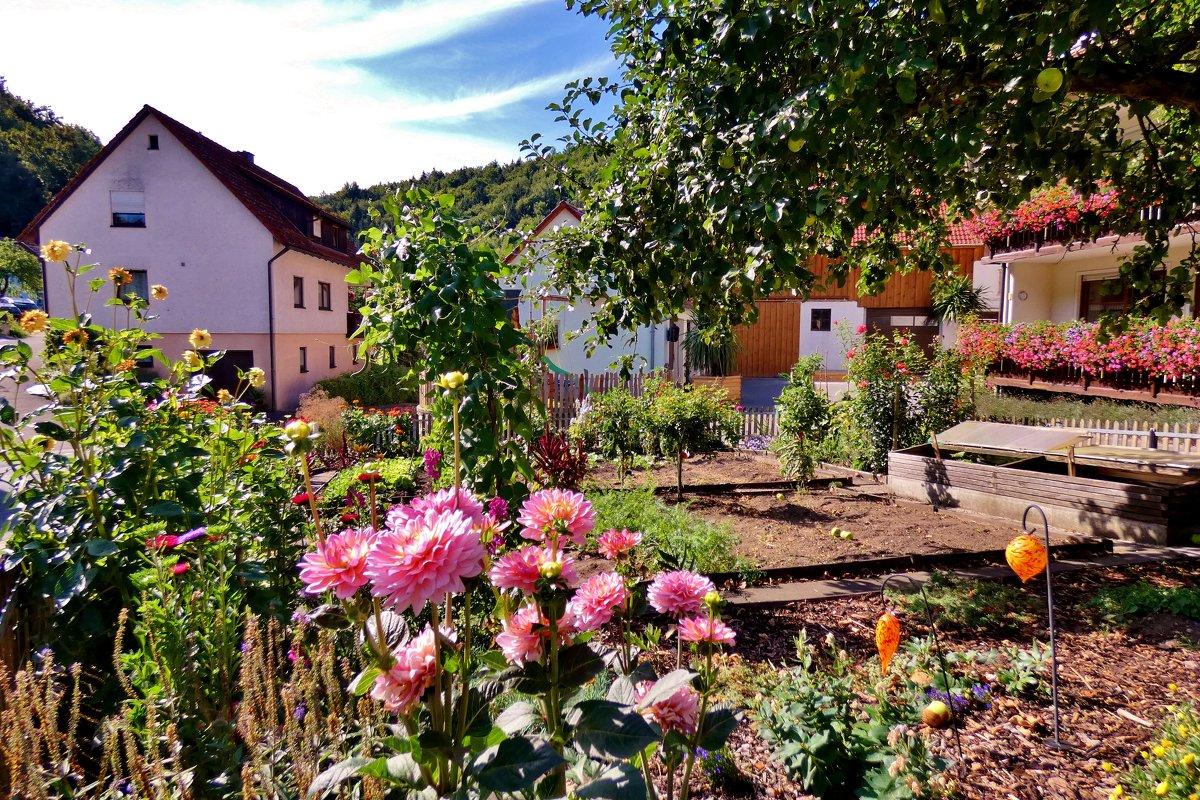 Летняя деревня - backareva.irina Бакарева