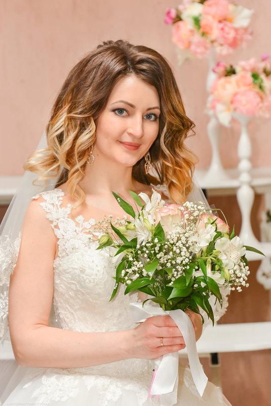 Фотосет в свадебном салоне - АЛЕКСЕЙ ФОТО МАСТЕРСКАЯ