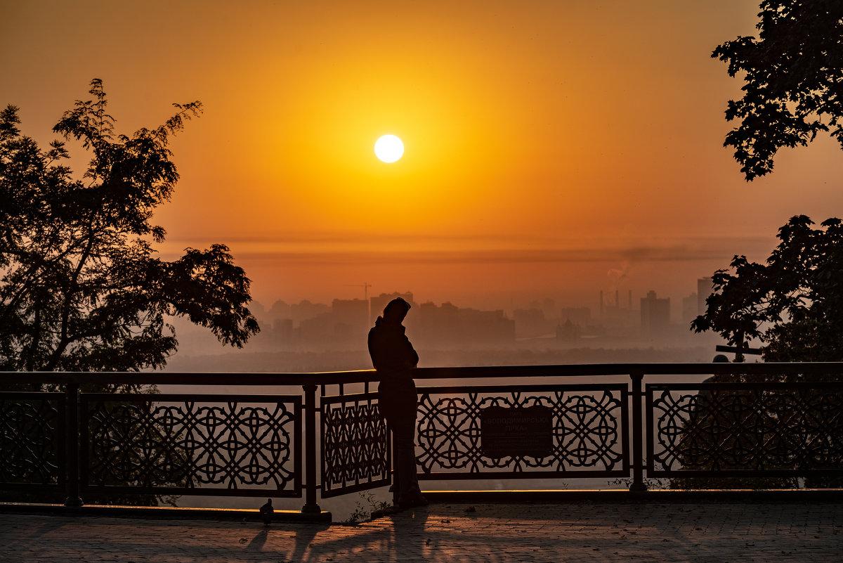 В ожидании солнца - vasja2k