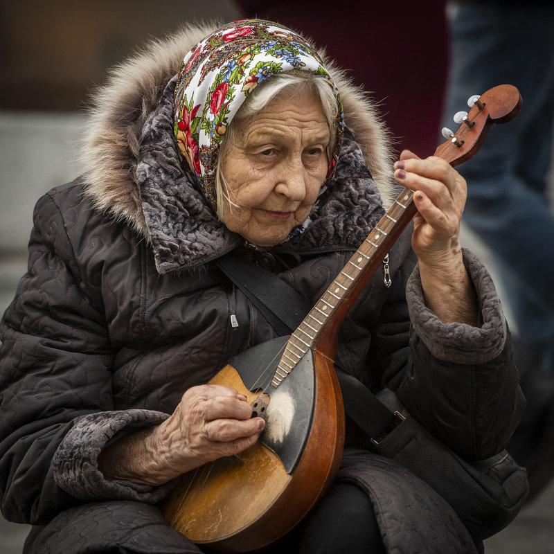 Уличный музыкант - Николай Галкин