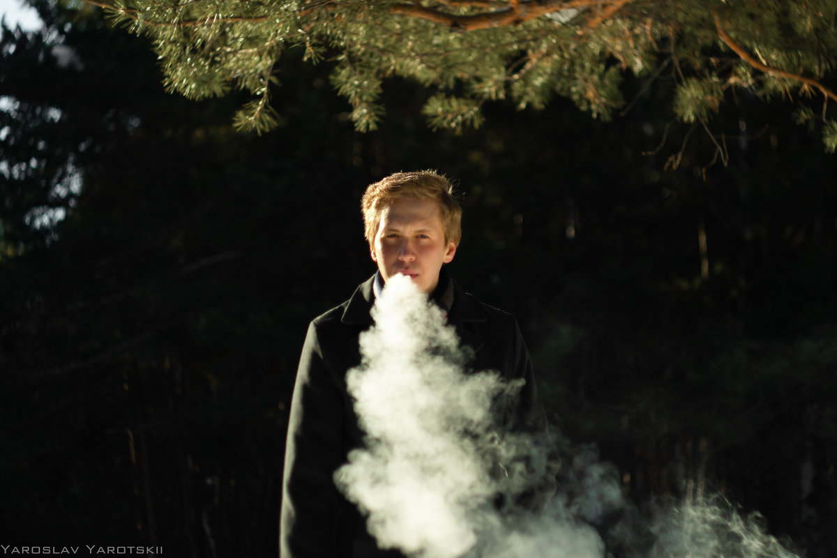 Дым машина - Ярослав Ярославцев