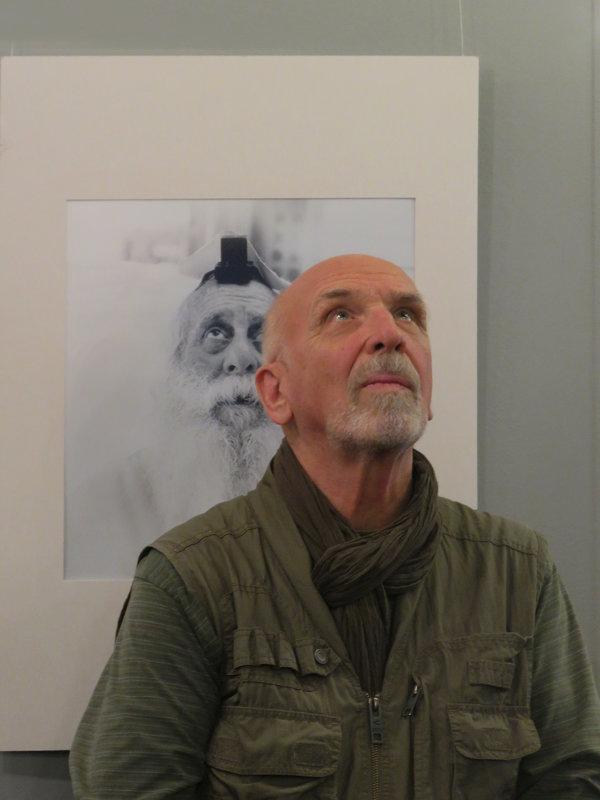 """На выставке Дмитрия Брикмана """"Молитвы Иерусалима"""" - ИРЭН@ ."""