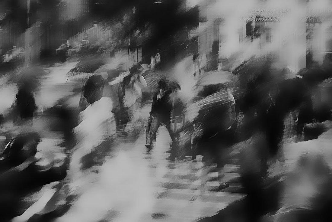 Непогода.. - Eduardo Bluz