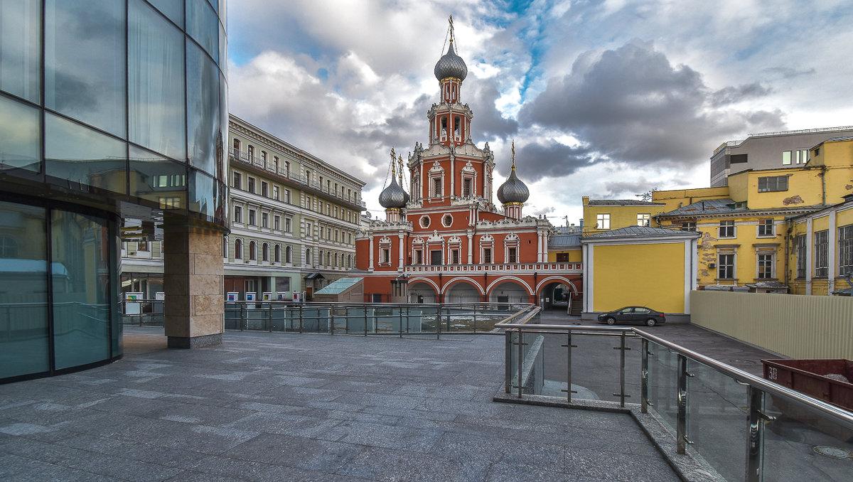 Уголок Москвы - юрий поляков