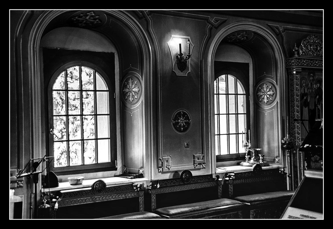 Саввино-Сторожевский мужской монастырь...Звенигород - Юрий Яньков
