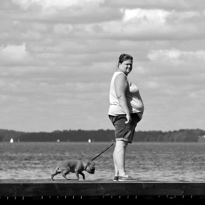 дама+ собачка 2 - Денис Козлов