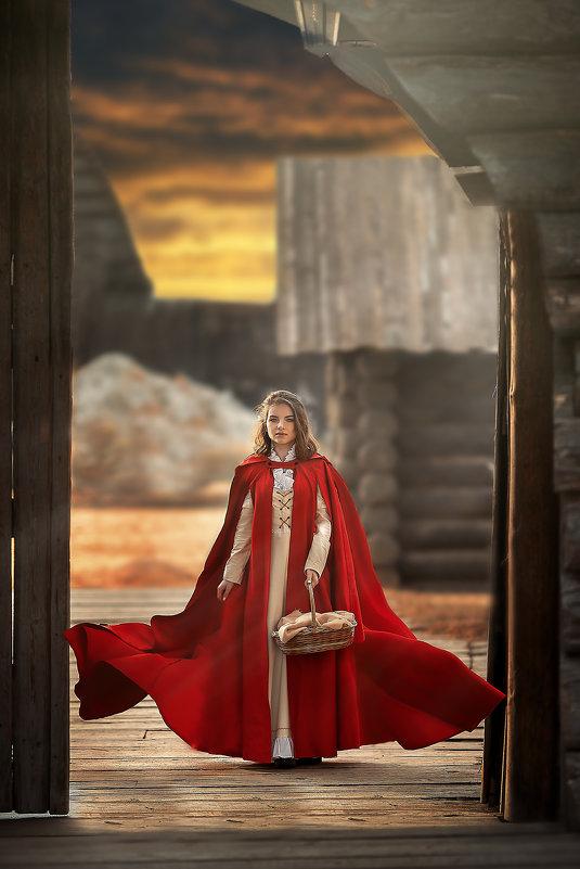 Красная Шапочка - Олеся Ефанова