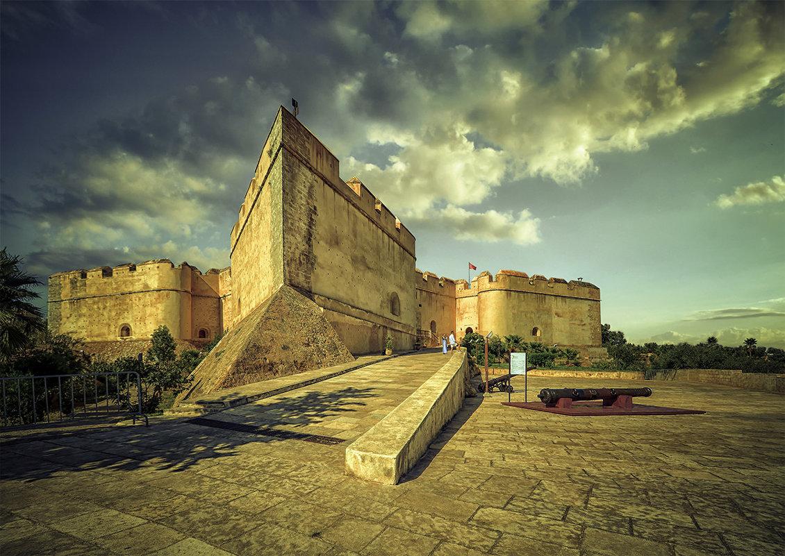 Музей оружия Бордж Норд (Фес,Марокко)