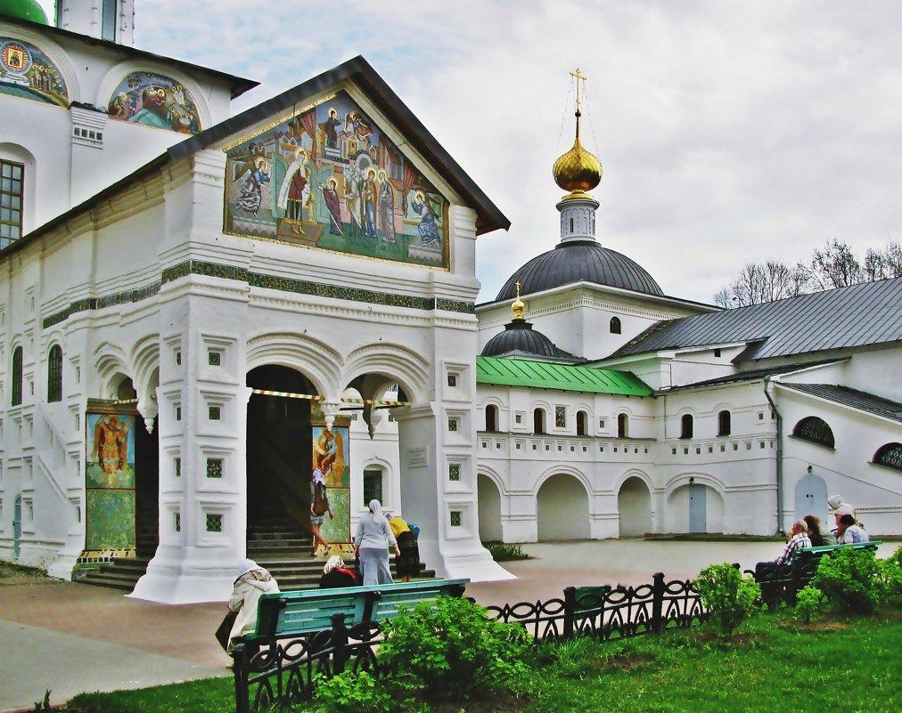То́лгский Яросла́вский в честь Введе́ния во храм Пресвято́й Богоро́дицы монасты́рь - Евгений Кочуров