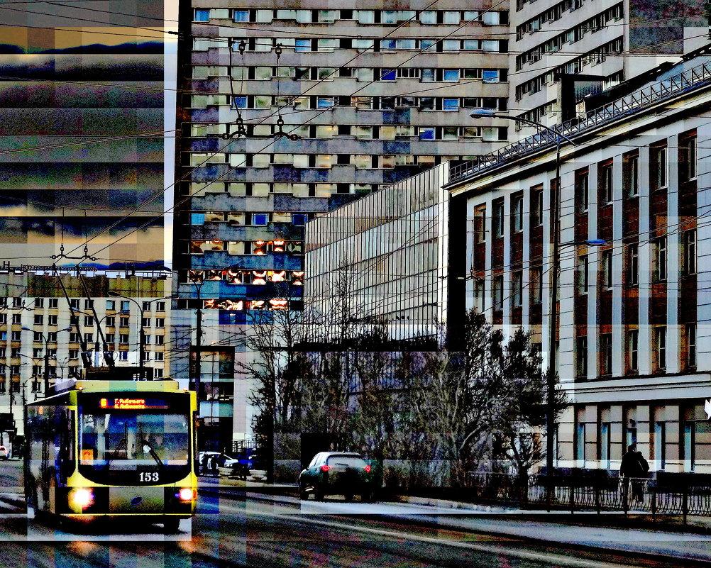 Мозаика города... - emaslenova