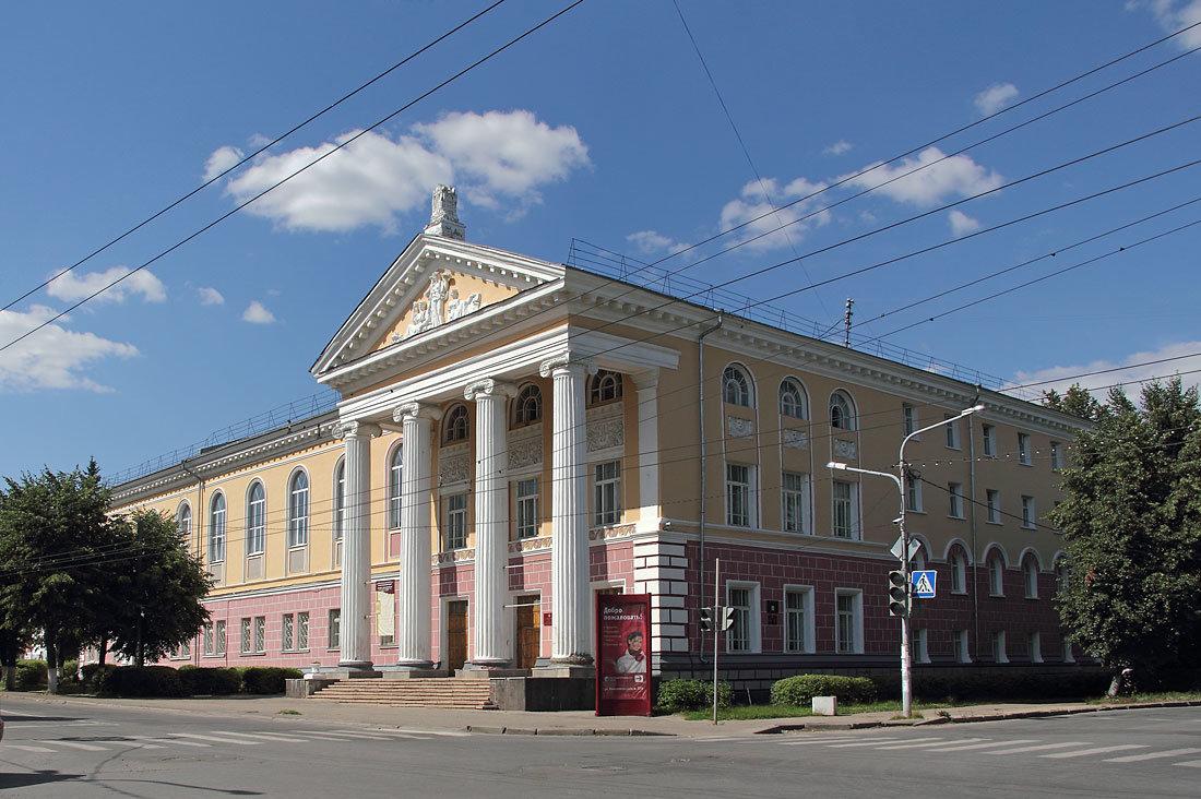 Колледж культуры и искусств. Йошкар-Ола - MILAV V