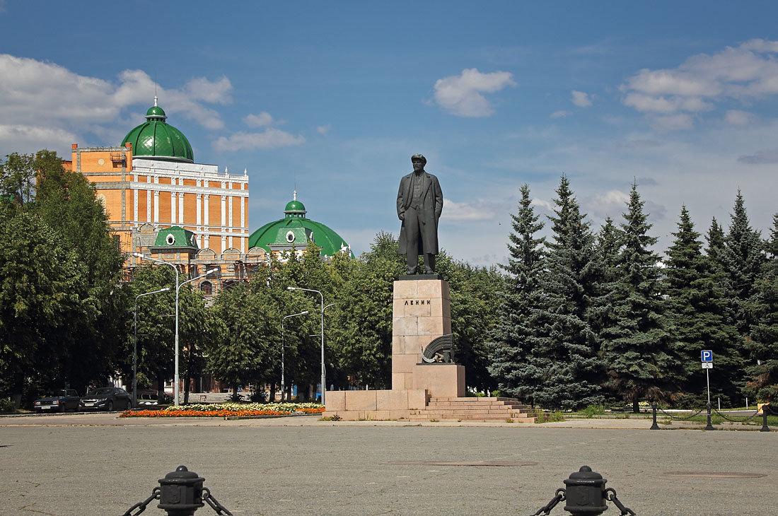 Ленин. Йошкар-Ола - MILAV V