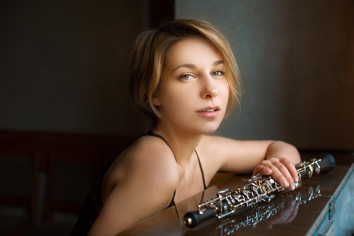 Лиза - Анна Меркулова