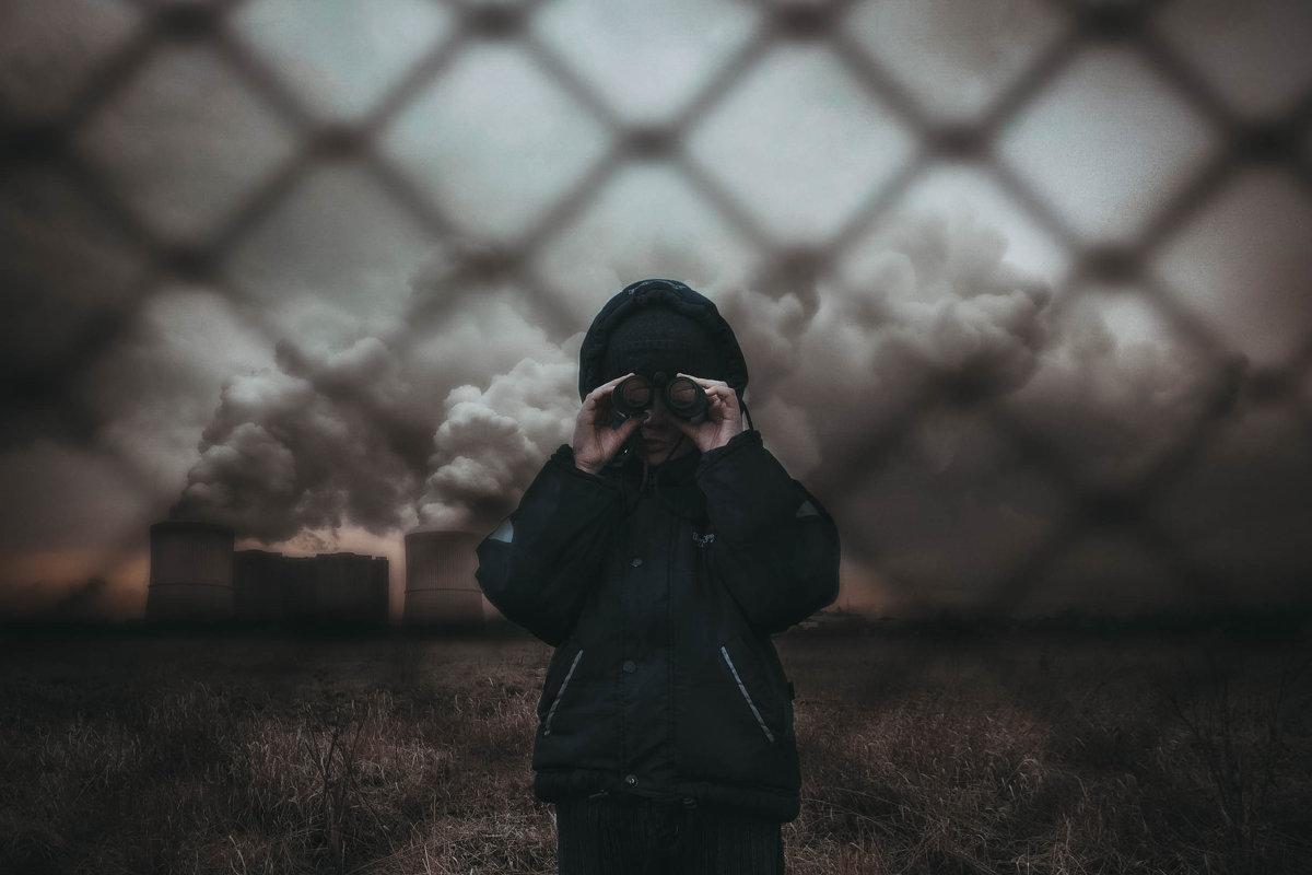 жизнь в нефтяной эре. - под пыльным небом