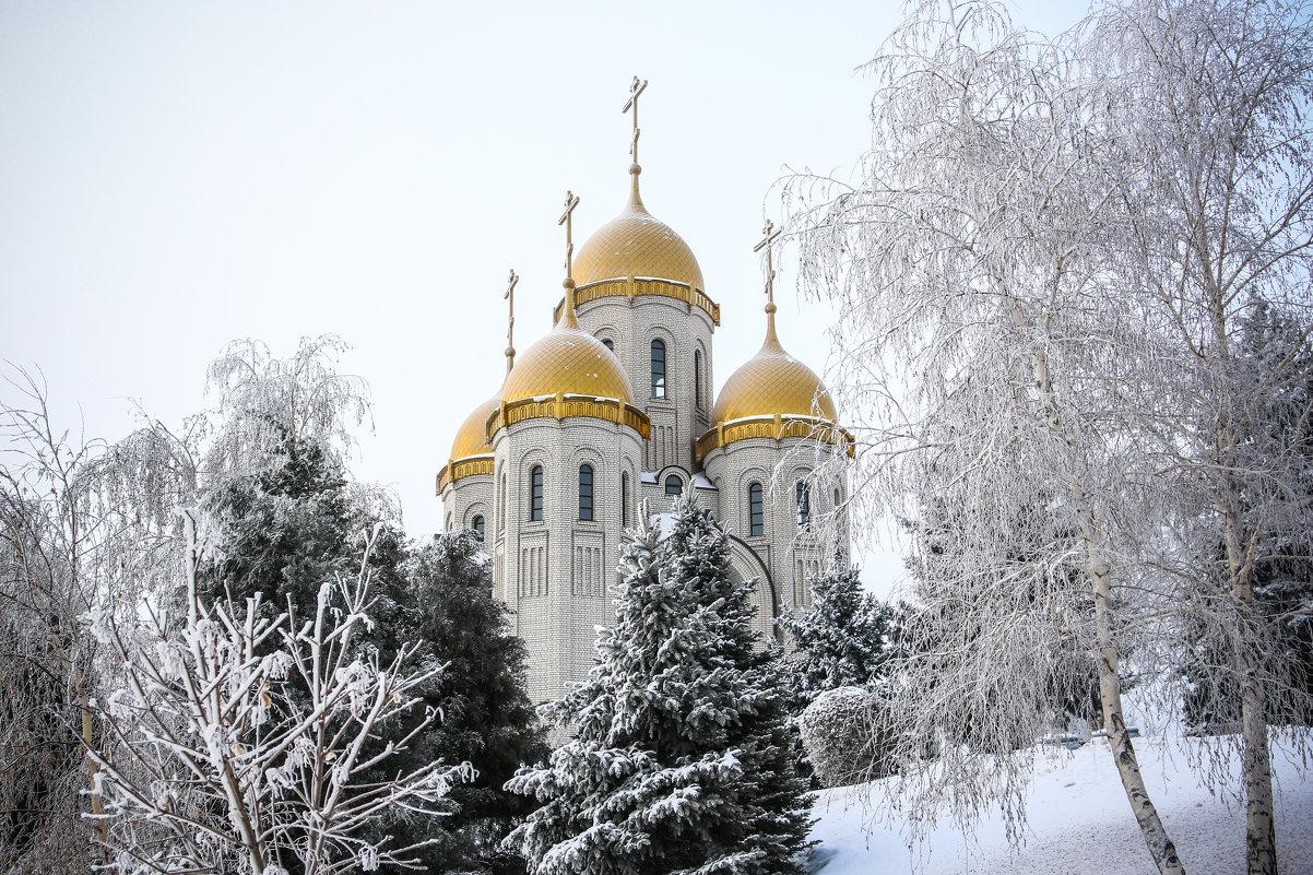 Храм Всех Святых на Мамаевом Кургане - Ежи Сваровский