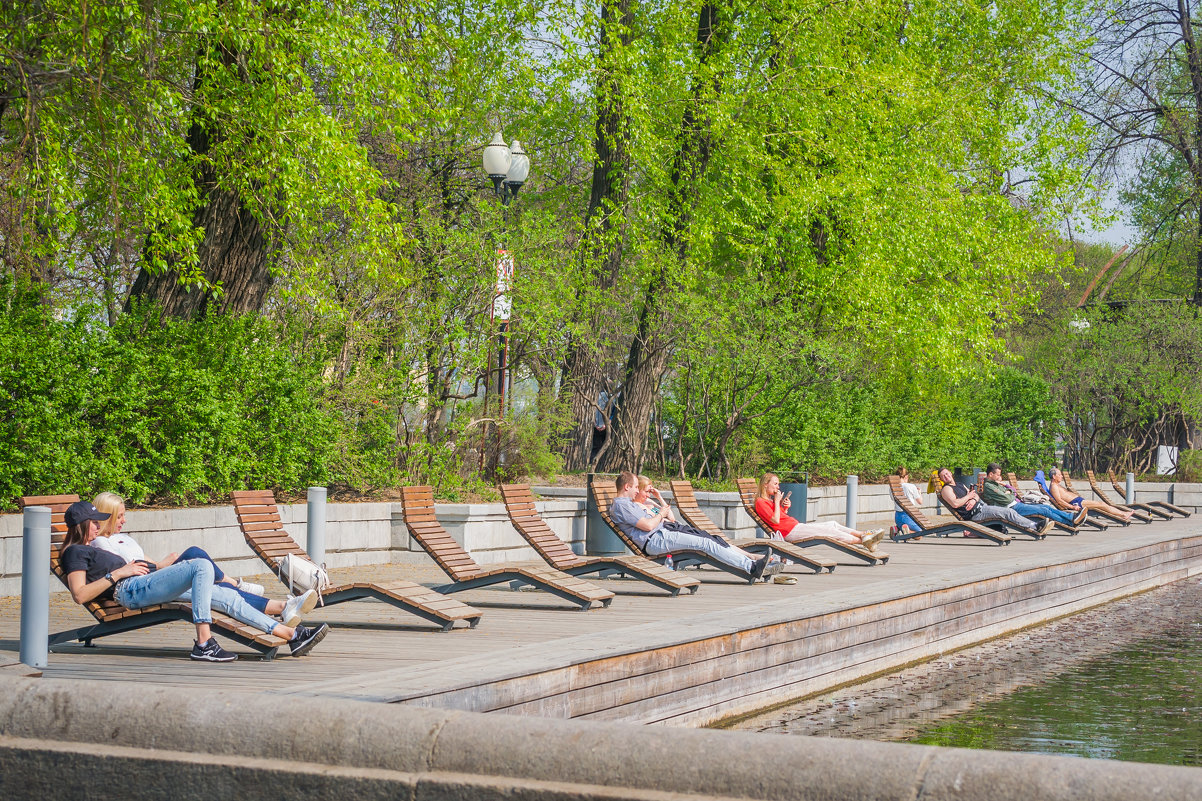 UNDER THE SUN. НА СОЛНЫШКЕ - Сергей Янович Микк