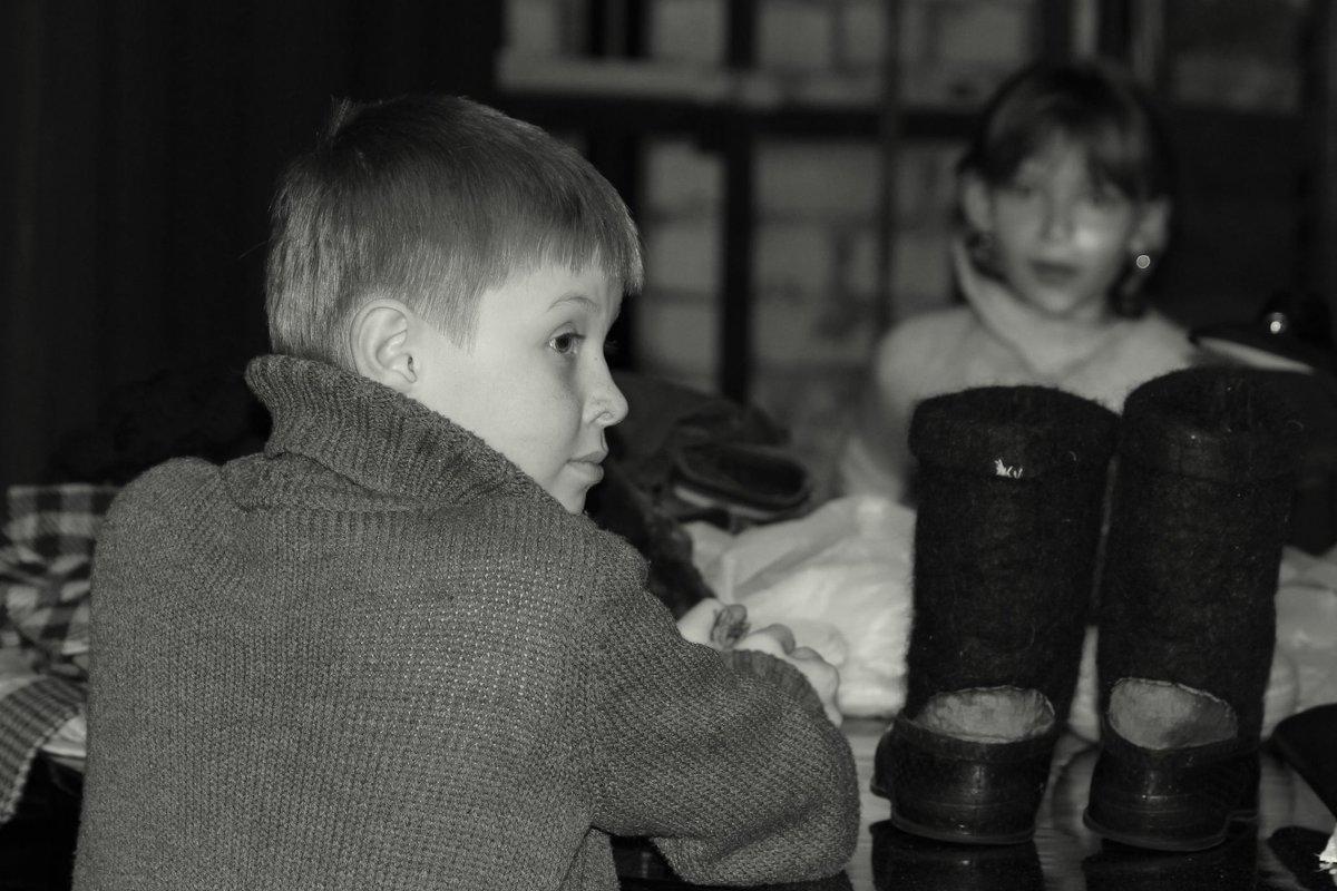 Два валеночка - Елена Минина