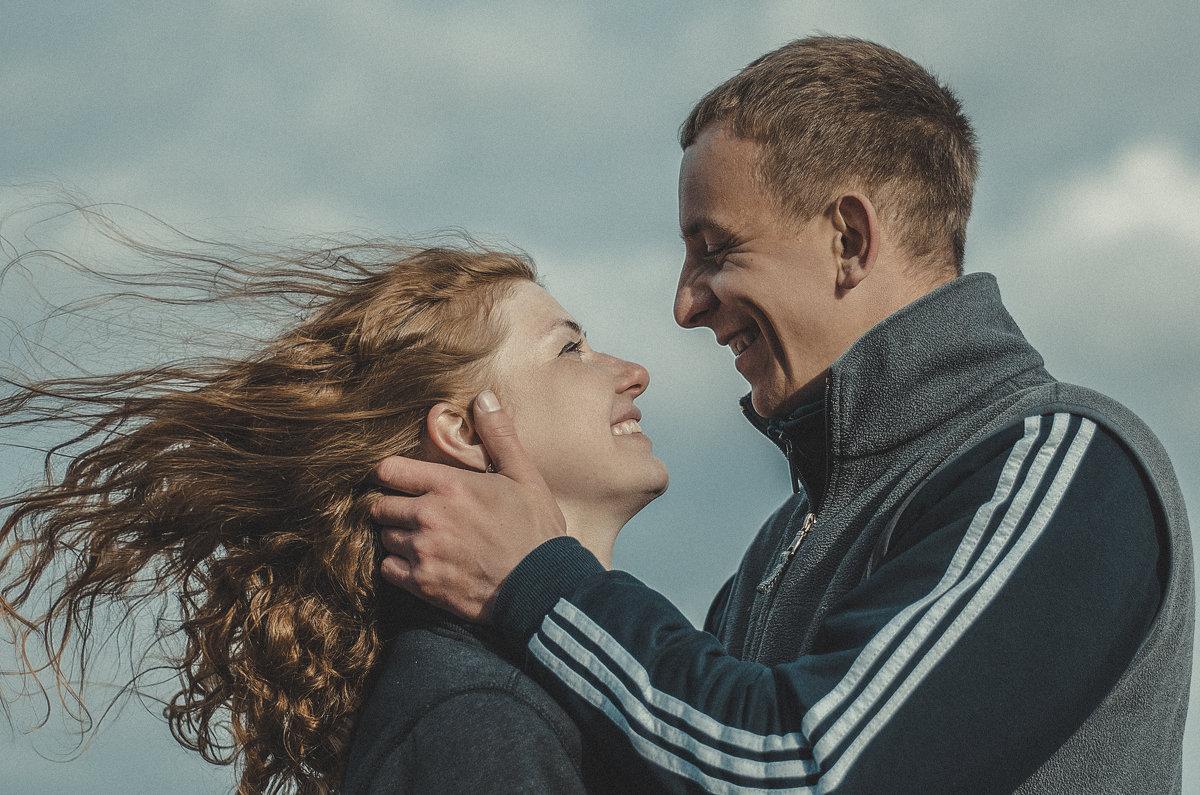 любовь и ветер в волосах) - Виктория