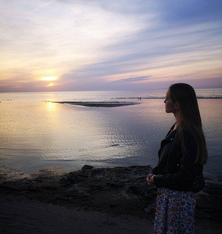 На закате дня - Инга Энгель