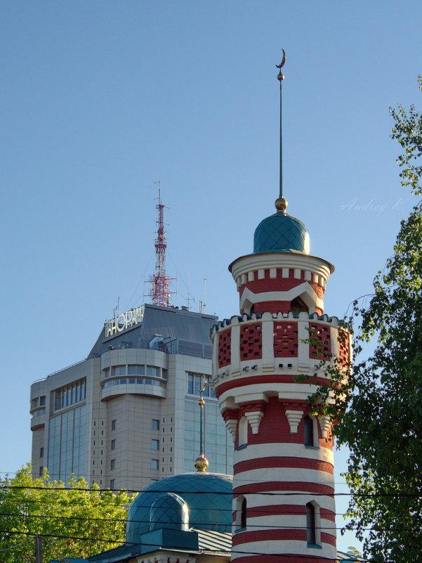 Две Башни - Андрей Козов