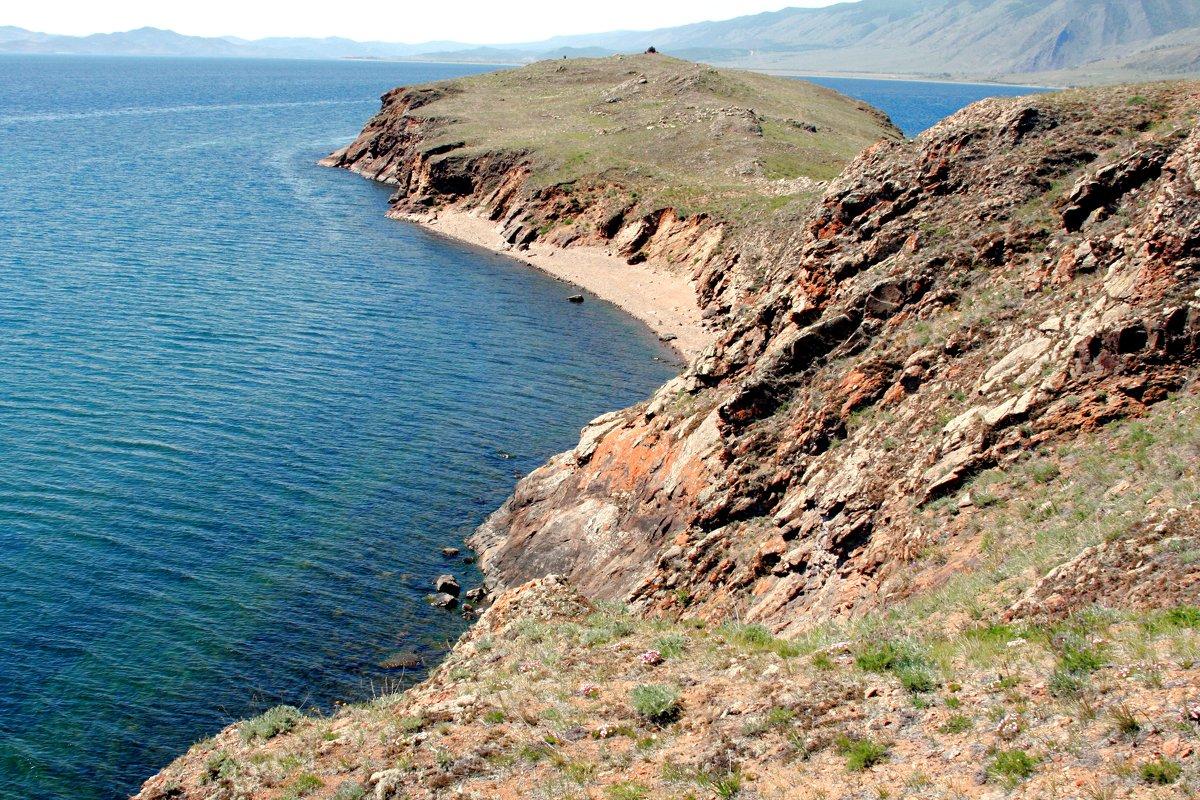прогулка по берегам Байкала - Дмитрий Солоненко