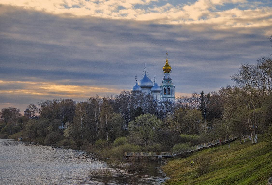 Вологодское утро - Сергей Цветков