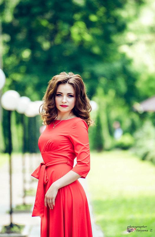 на природе - Татьяна Захарова