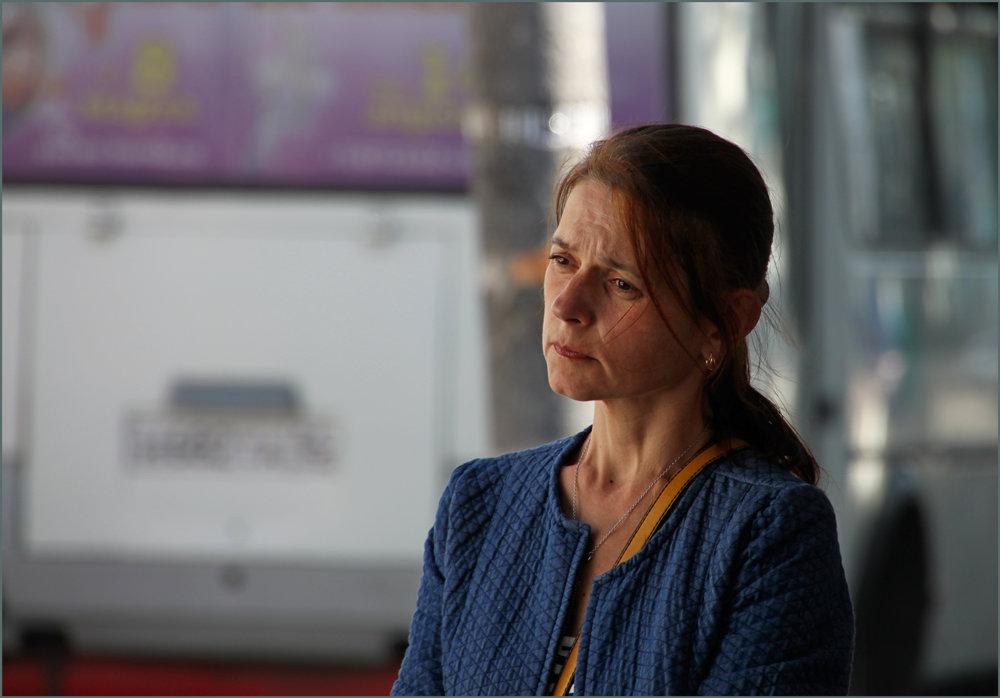 В ожидании автобуса... - Владимир Прокопов