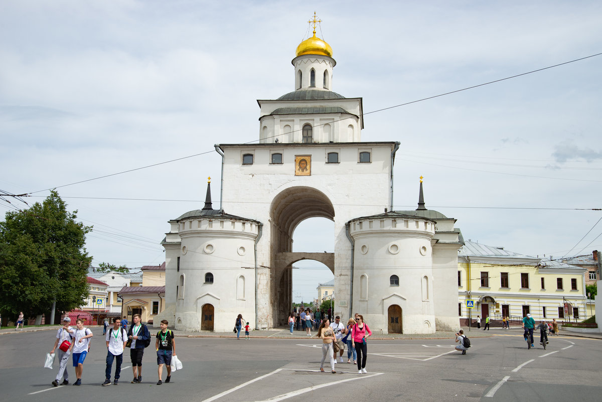 Золотые ворота - Павел Серов