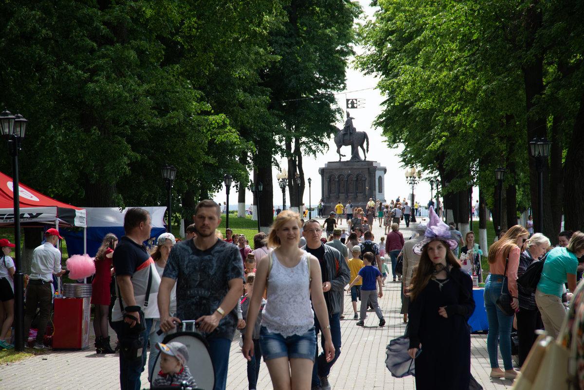 Парк имени Пушкина - Павел Серов