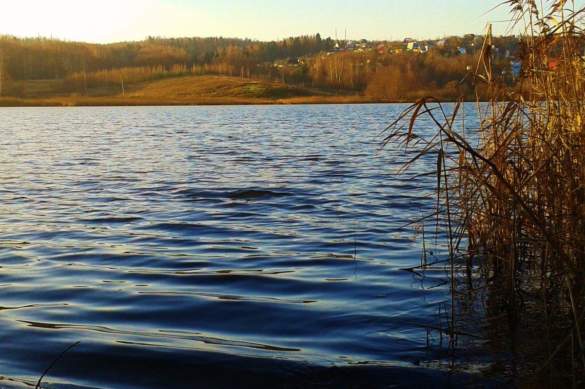 волнение на озере - Владимир