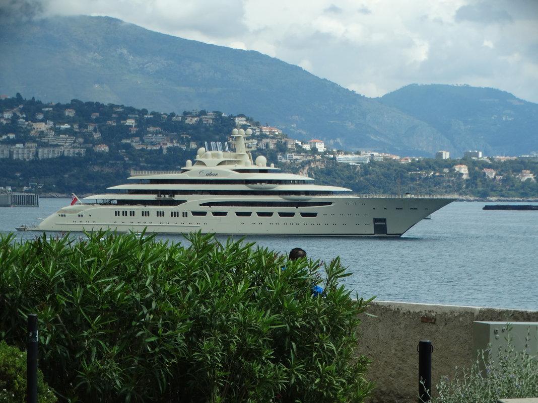 Монако - svk
