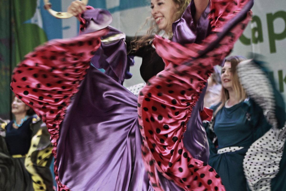 Магия танца  Фламенко - олег свирский