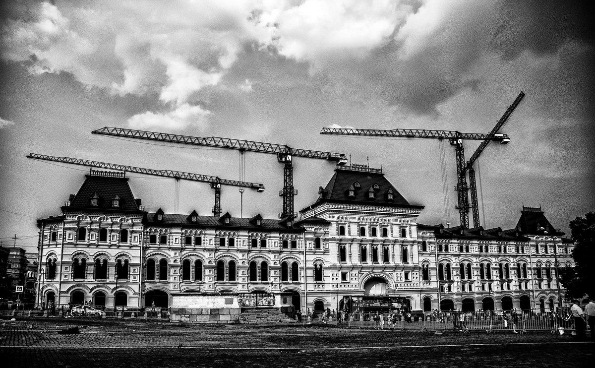 Красная площадь 08-06-2019 - Юрий Яньков