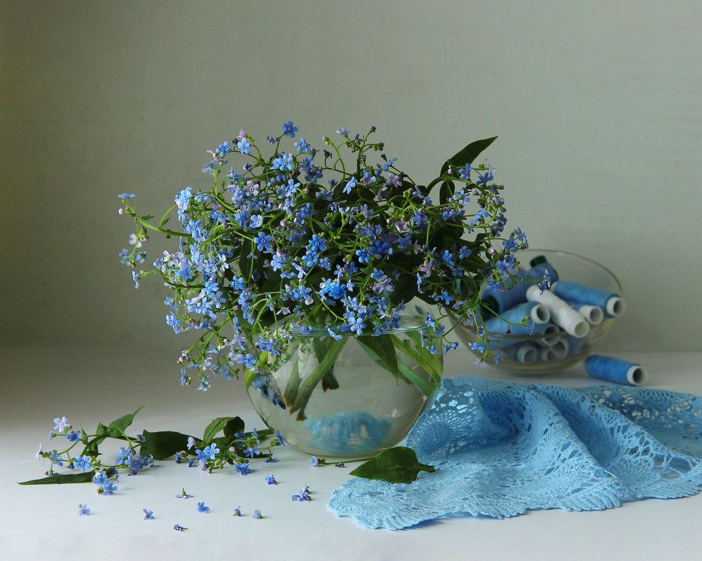 Полевые цветы собираю в букеты... - шмакова тамара