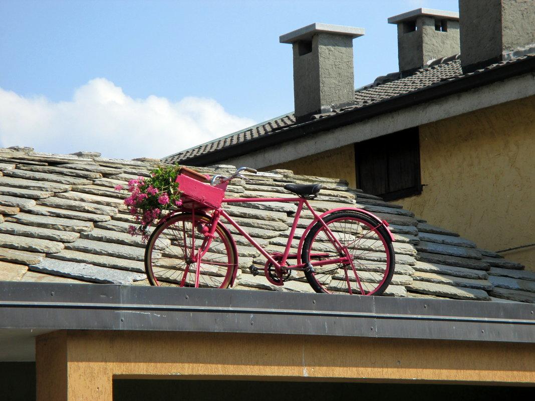 На крыше дома твоего... - Наталья Пономаренко