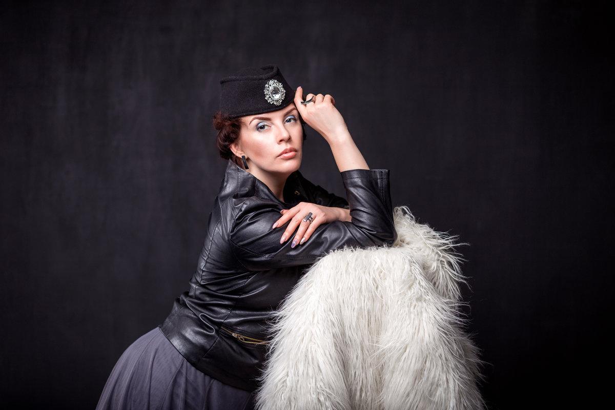 Портрет девушки - Александра Бойчунь