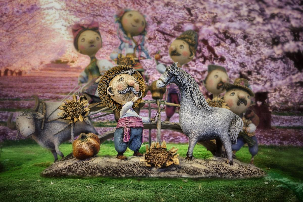 Про кукол - Владимир Колесников