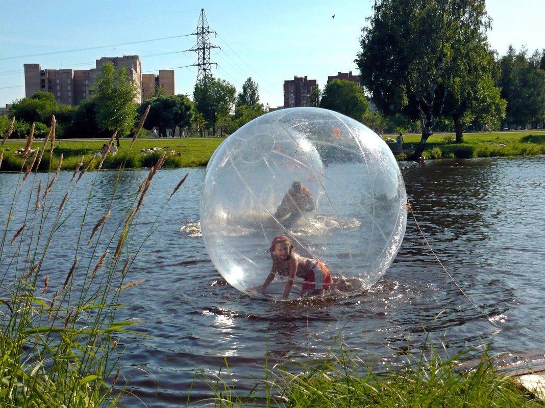 Развлечение на воде - Вера Щукина