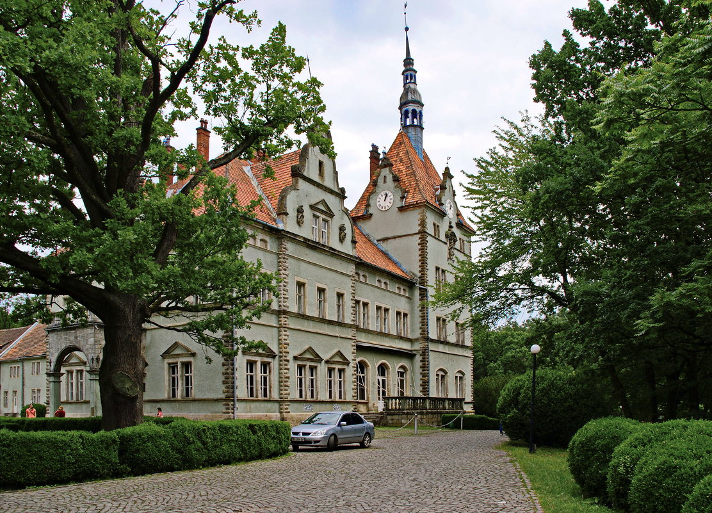 Охотничий замок графа Шенборна - Андрей K.