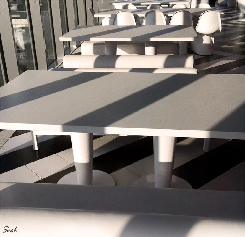 Зебровидный холл - Alex Sash