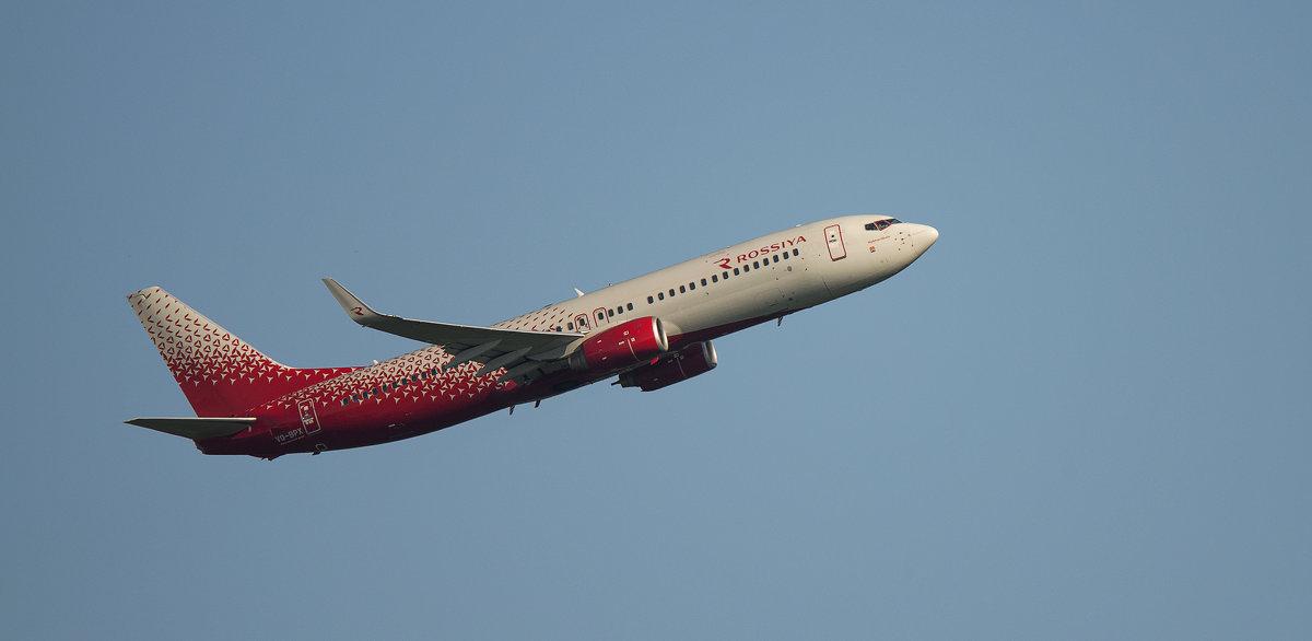 Boeing 737 (800) - Олег Савин