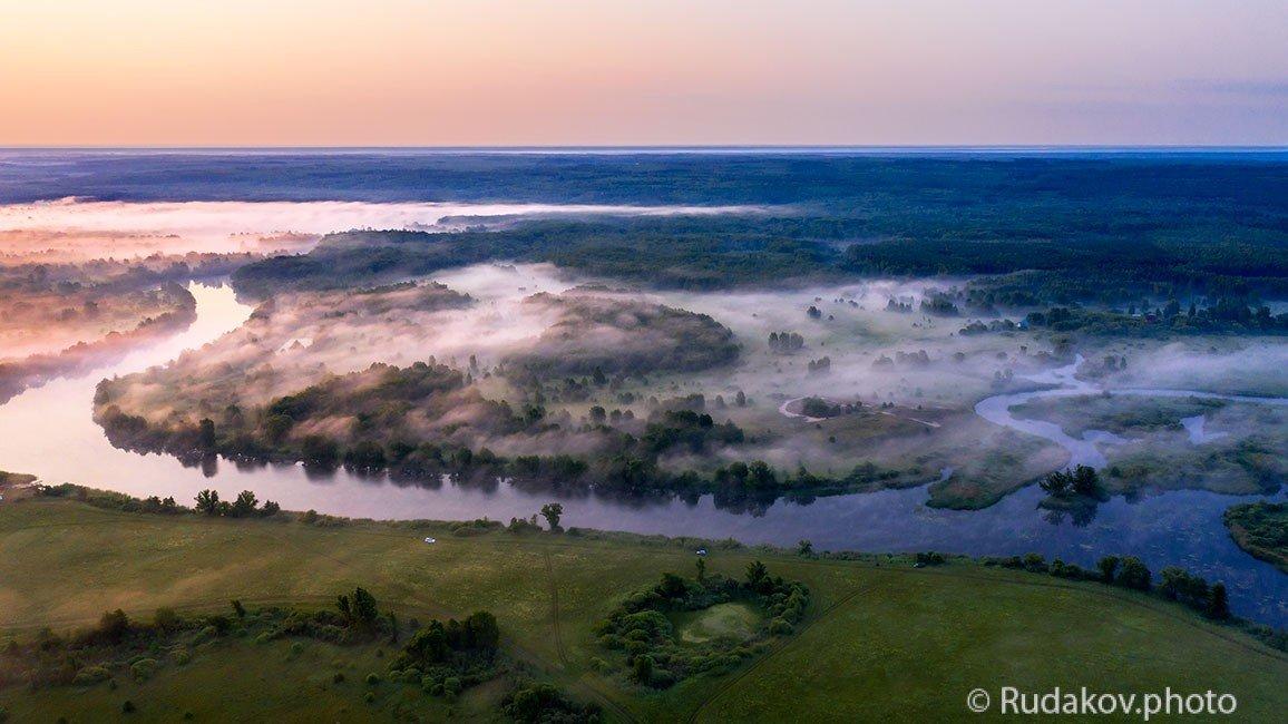 Над туманами - Сергей