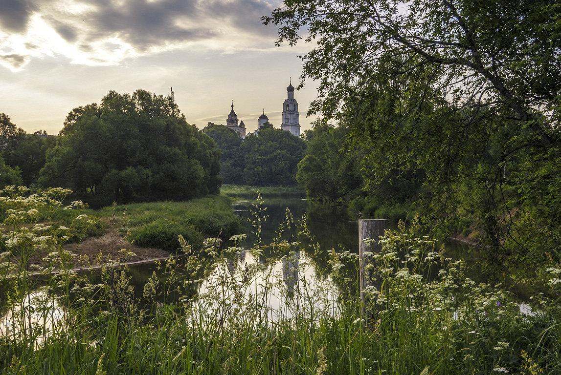 Лето на Владимирщине - Сергей Цветков